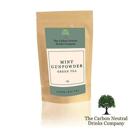Mint Gunpowder - Loose Leaf