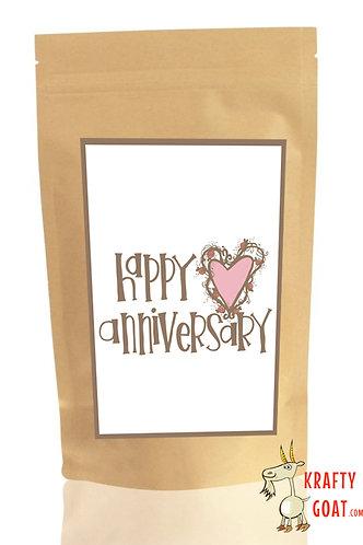 Personalised Tea & Coffee Gifts (Anniversary 4)