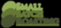 Small Batch Roasting Logo