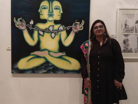 Juried Annual Exhibition of The Bombay Art Society