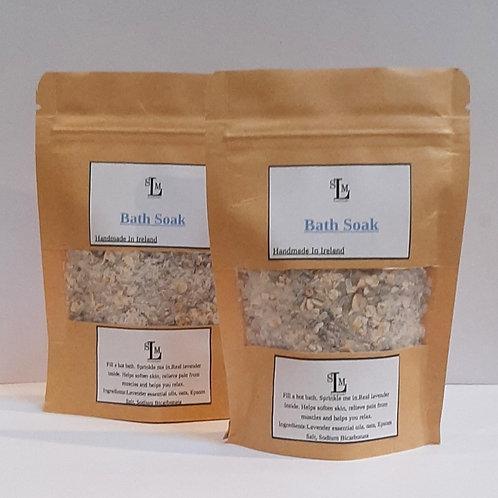 Lavender Bath Soak Refill