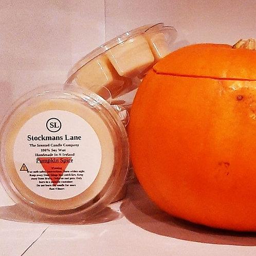 Pumpkin Spice Latte Soy Wax Melt