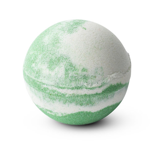 Coconut and Lime Bath Bomb