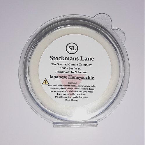 Japanese Honeysuckle Soy Wax Melt