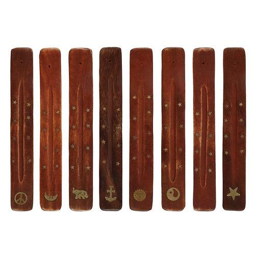 Mango Wood Incense Holder