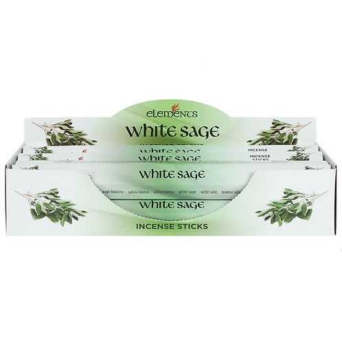 White Sahe Incense Sticks