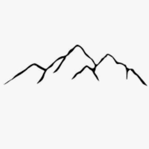 Hills of Dùn na nGal soy wax Melt