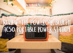 Review: PowerOak Bluetti AC50 Portable Power Station