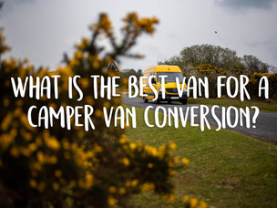 What is the best van for a camper van conversion?