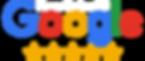 Google reviews link logo