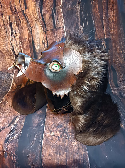 Bear Headdress