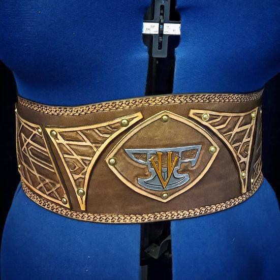 Dwarven Clan Chief Belt
