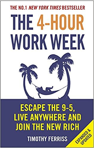 'The 4-Hour Work Week' by Tim Ferriss