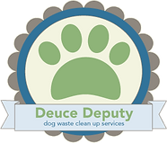 Deuce Deputy Dog Waste Clean Up Services
