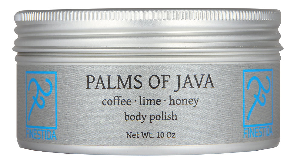 Palms of Java body scrub