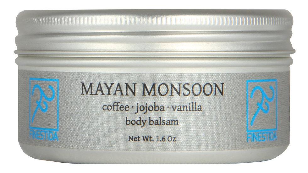 Mayan Monsoon body butter