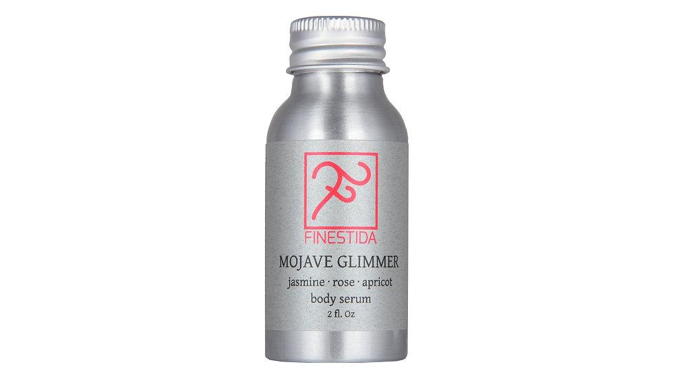Mojave Glimmer body serum