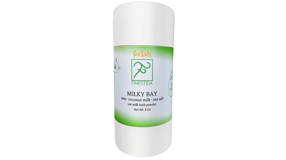 Milky Bay bath powder for kids