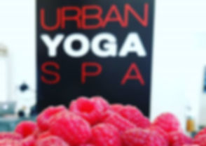 Need a fresh bite before or after a yoga