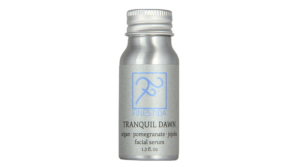 Tranquil Dawn facial serum