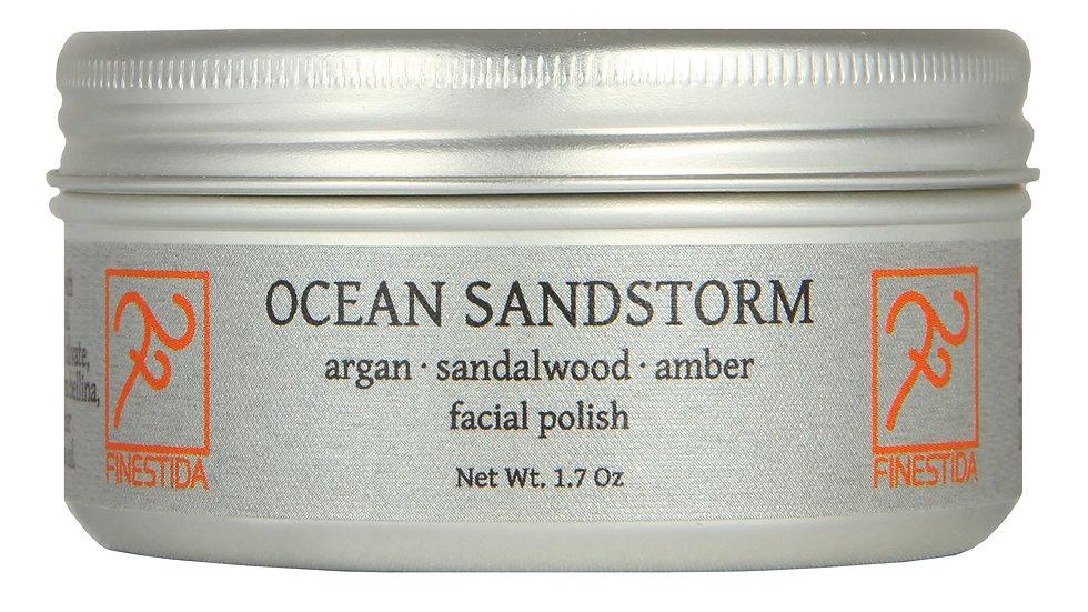 Ocean Sandstorm facial scrub