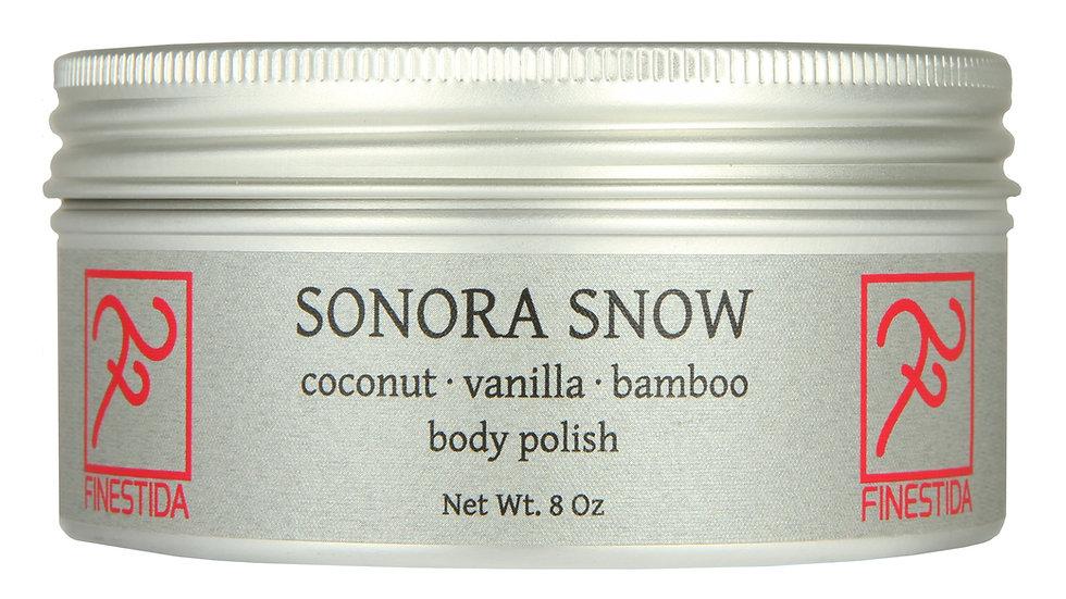 Sonora Snow body scrub