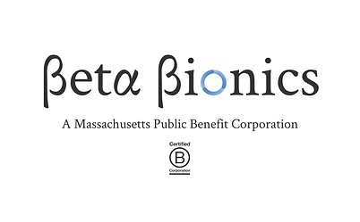Beta Bionics - A Massachusetts Public Benefit Corporation and a Certified B Corporation