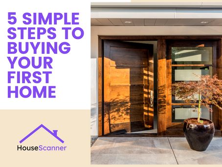 5 Simple Step to Buying Your First Home
