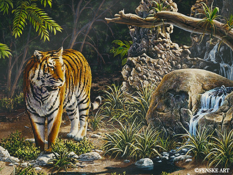 Tiger Lair