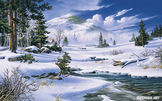 Winters Retreat