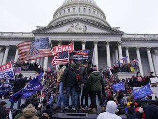 Current Events : U.S Capitol Protests