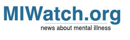 Ein Bild auf dem steht: MIWatch.org. News about mental illness
