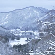 秋田 冬の始まり