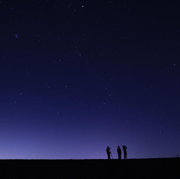 横芝光町の星空