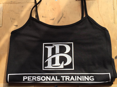 LB Personal Training tank top