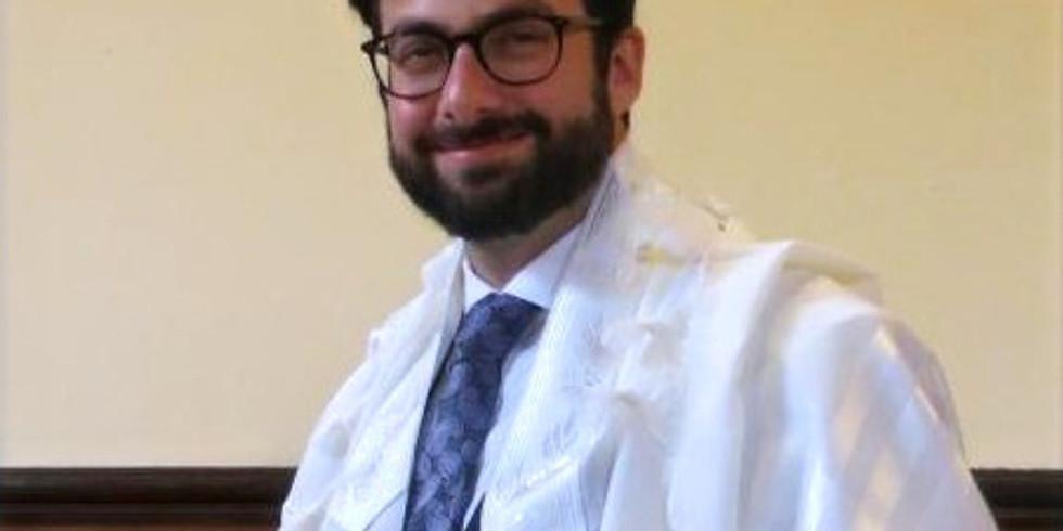 Induction for Rabbi Daniel