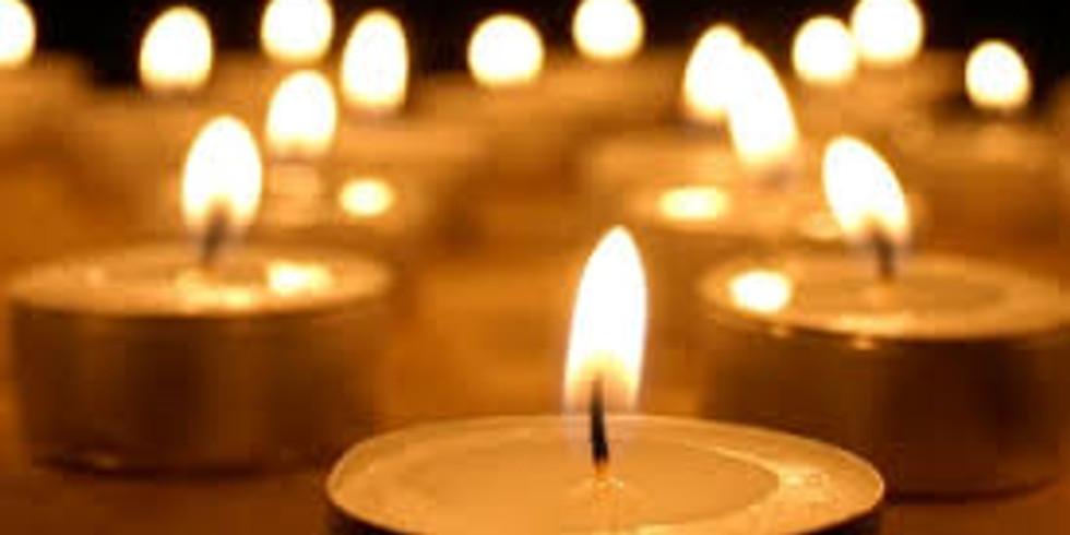 Meditative Kabbalat Shabbat Service - 7th August