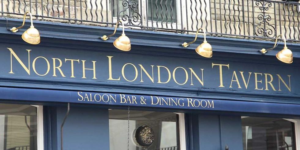 Kabbalat Shabbat @ The North London Tavern-acle