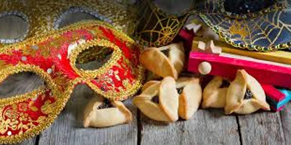 World Purim Extravaganza @ The Jewish Museum