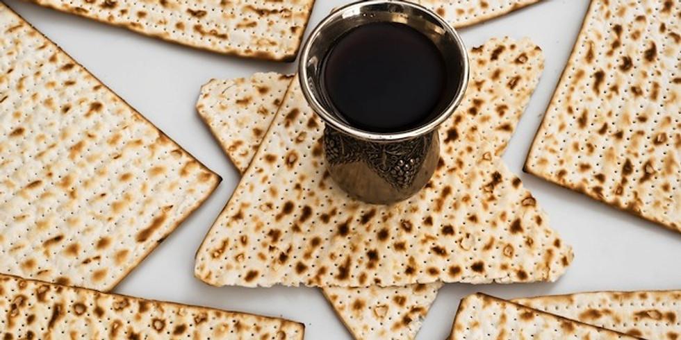 Leaving Egypt Together: Second-Night Seder