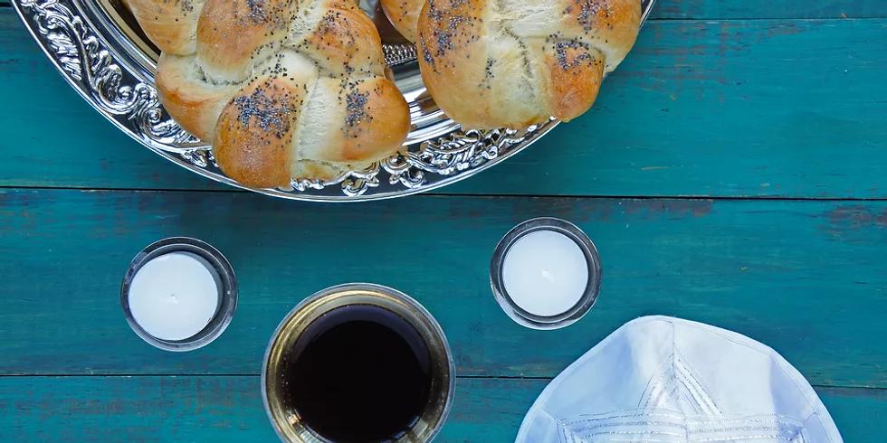 Kabbalat Shabbat Service - 16th October
