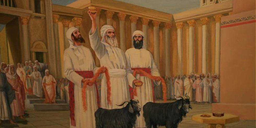 Introduction: The What/Why/When of Korbanot/Sacrifices in Torah