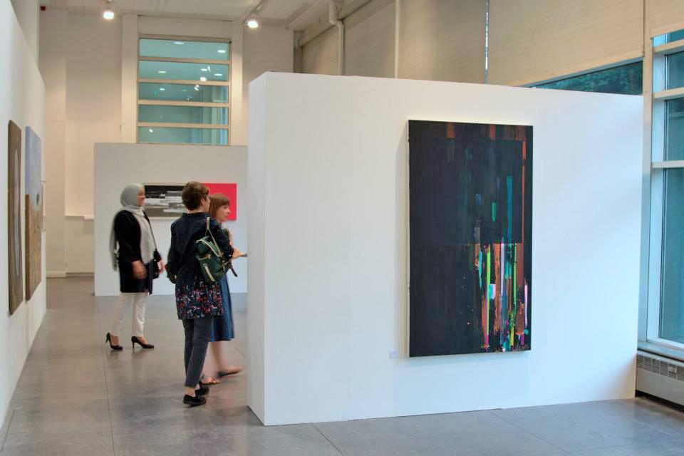 MA Fine Art Final Show, 2015