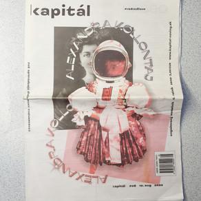 Visuals for KAPITAL magazine