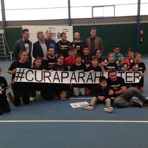 Torneo #CuraParaHunter en Medina ....