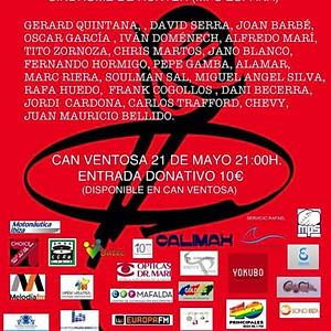 I Concierto #CuraParaHunter (Ibiza)