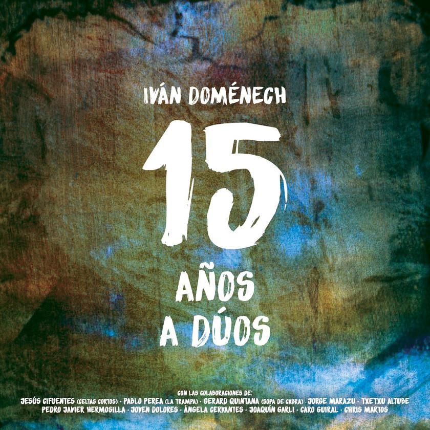 Portada disco Iván Domenech a DÚOS