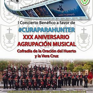 Concierto benéfico Cofradía Oración del Huerto y la Veracruz