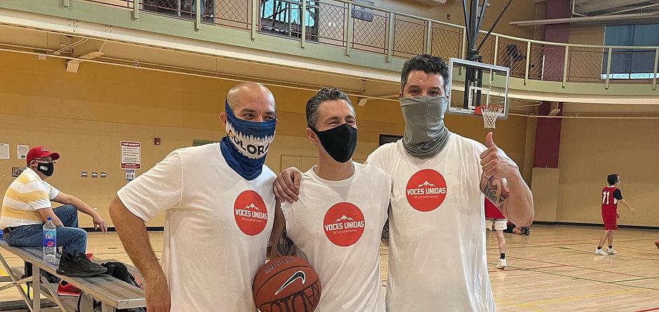Glenwood Springs Rec Center Basketball League