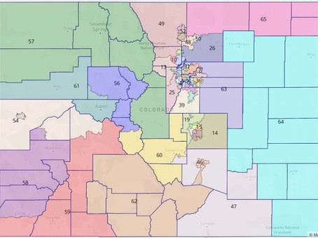 Voces Unidas endorses new redistricting maps for the tri-county region